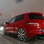 Volkswagen Golf VI GTI MTM 5
