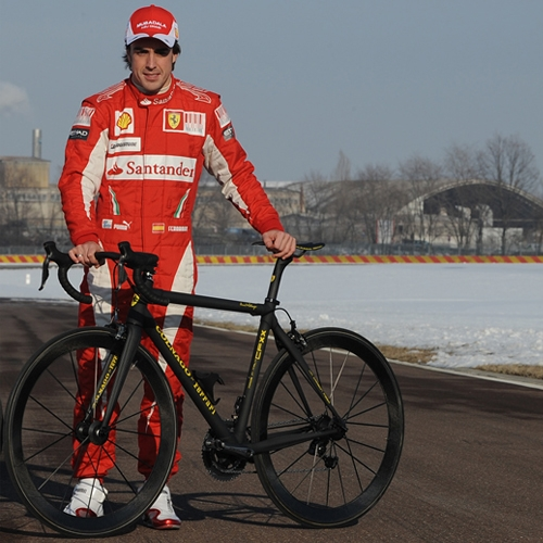 Bicicleta Colnago Ferrari 6