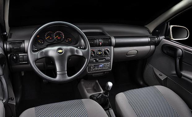 Chevrolet Classic 2010 3
