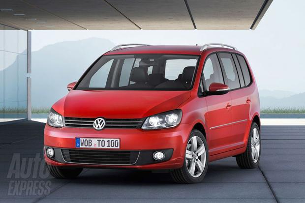 VW Touran 1