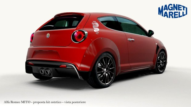 Alfa Romeo Mito Kit-One 6