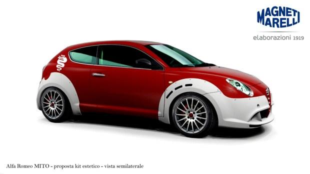 Alfa Romeo Mito Kit-One 7