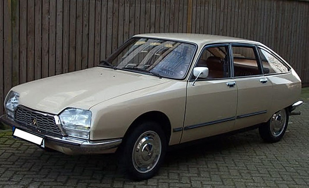 Citroen GS Pallas 3