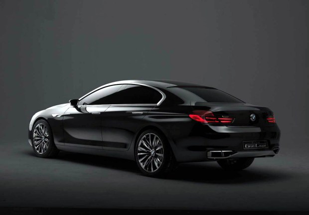 BMW Gran Coupé Concept 02