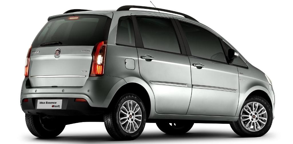 Nuevo fiat idea 2011 oficial mundoautomotor for Precio fiat idea attractive 2013