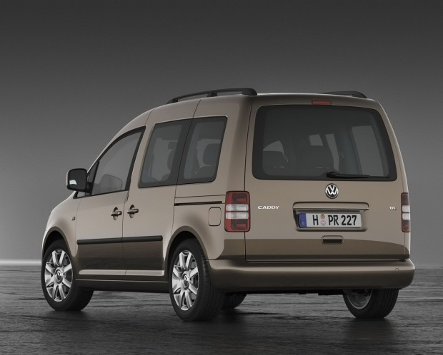 VW-Caddy 2011 2