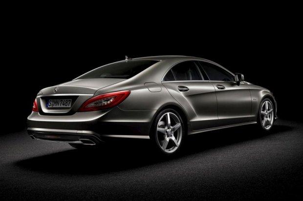 Nuevo Mercedes Benz CLS 03