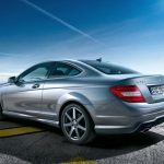 Mercedes Benz Clase C Coupe 2
