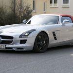 Mercedes Benz SLS Roadster 01