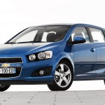 Chevrolet Aveo 2012 Hatchback 01