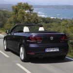 Das neue Volkswagen Cabriolet