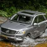 Mercedes Benz ML 2012 04