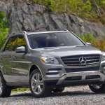 Mercedes Benz ML 2012 10