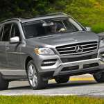 Mercedes Benz ML 2012 19