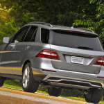 Mercedes Benz ML 2012 20