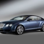 Bentley Continental GT de serie