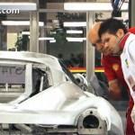 Ferrari 458 Italia carrocería 7