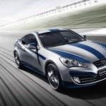 Hyundai Genesis Coup GT 01