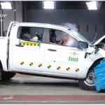 Ford Ranger 2011-Front-Euro-NCAP