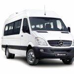 Nueva Mercedes Benz Sprinter mini bus 19+1