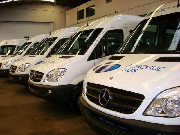 Mercedes Benz Sprinter Flota Adrogue Bus