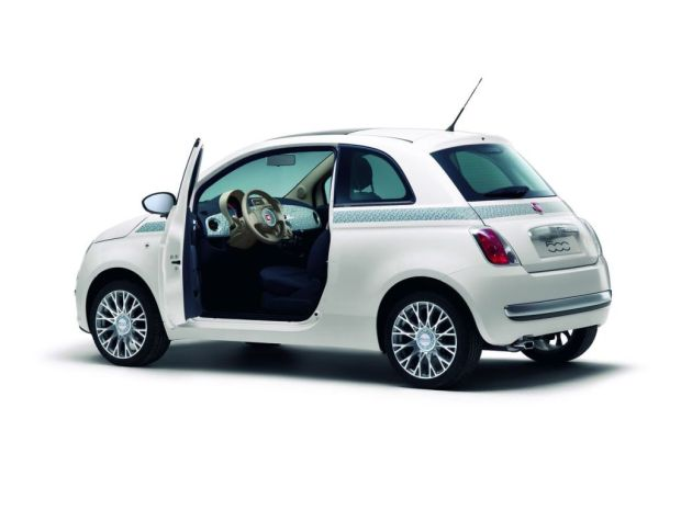 Fiat 500 By Liberty