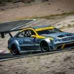 Mercedes Benz CLK 63 AMG Black Series race car by MBBS Evosport 06