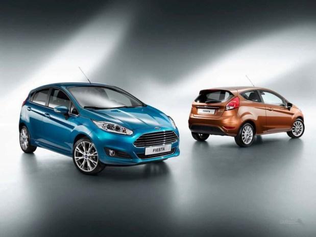 Ford Fiesta 2013 06