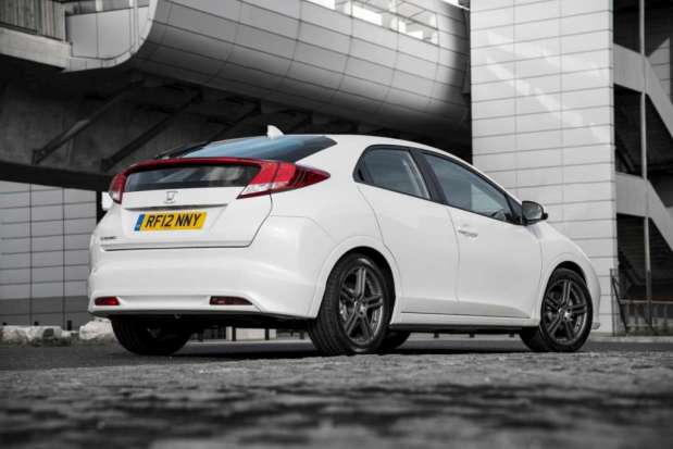 Honda Civic Ti para el Reino Unido 2012 02
