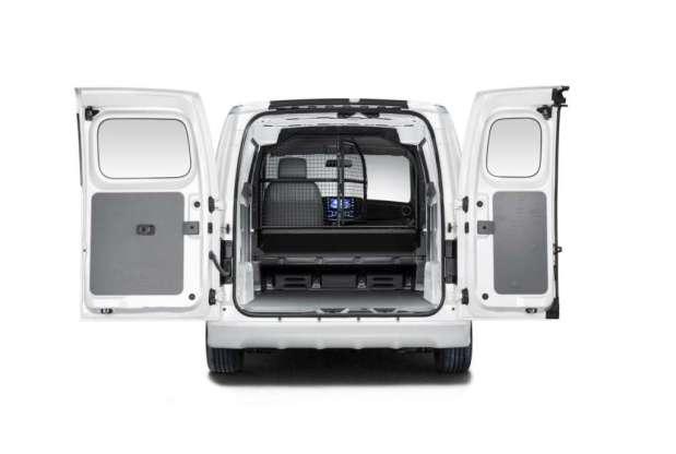 Nissan e-NV200 panel van concept 2012 10