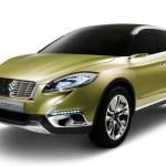 Suzuki S Cross concept 2012 01