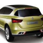 Suzuki S Cross concept 2012 03