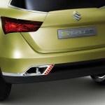 Suzuki S Cross concept 2012 06