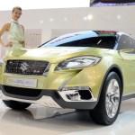 Suzuki S Cross concept 2012 07