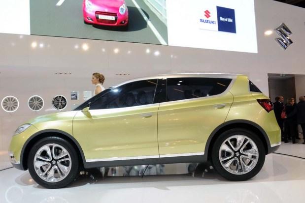 Suzuki S Cross concept 2012 08