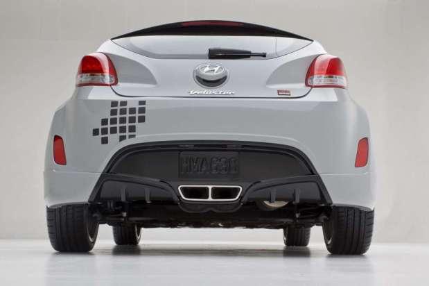 Hyundai Veloster RE MIX  SEMA 2012 09