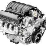 Chevrolet Silverado 2014 11 motor V8