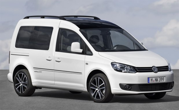 Volkswagen Caddy Edition 30 2013 01