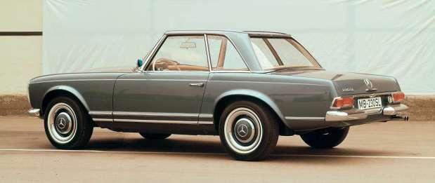 Mercedes Benz 230 SL 1963 02
