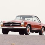 Mercedes Benz 230_SL Roadster 1963 01