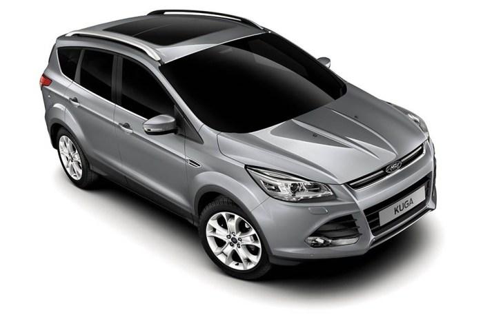 Nuevo Ford Kuga 2.0 Ecoboost 240 cv AWD Automática Titanium