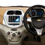 Chevrolet Essentia Steering and Dashboard