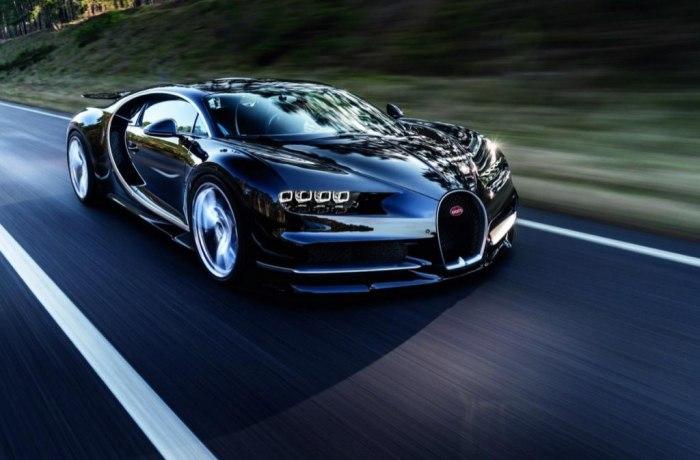 Bugatti Chiron, Trae 1.500 Caballos, 420 km/h de Velocidad, y $2.6 Millones