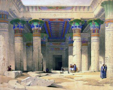 Los templos alienígenas que controlaron a la humanidad