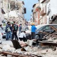 Terremoto en Italia, más de 100 réplicas tras la sacudida de 6,2