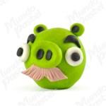 Adorno Angry Birds Cerdo