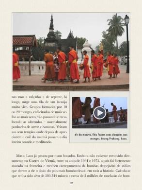 Livro Mundo por Terra iPad