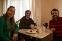 Yakov nos deu uma aula de história em Magadan