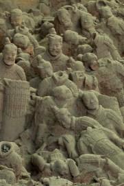 Estátuas sem restauro