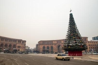 Erevan, capital Armênia